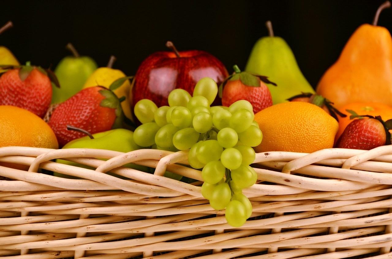 Spis sund frugt på dit arbejde